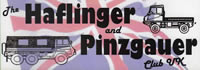 Haflinger and Pinzgauer Club - UK